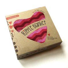 $79.95  Heirloom quality blanket   • Hand crochet with love • 7 pinks • 60% cotton, 30% Azlon (Milk Fiber), 10% cashmere • 100cm x 100cm blanket