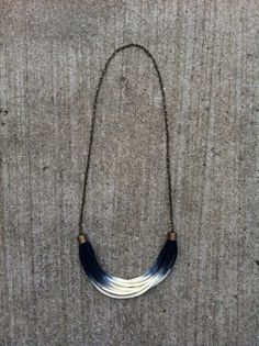 Theory Necklace--Milly & Earl, $48