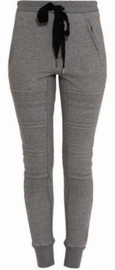 Lovely comfy stitched panel sweatpant