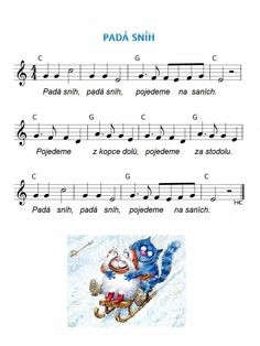 Music For Kids, Kids Songs, Music Ed, Sheet Music, Winter Project, My Heritage, Winter Sports, Ukulele, Piano