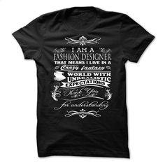 A FASHION DESIGNER FANTASY T Shirt, Hoodie, Sweatshirts - t shirts online #teeshirt #T-Shirts
