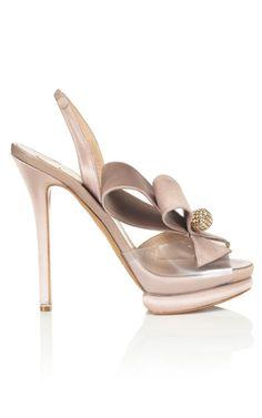 Nicholas Kirkwood Bow Shoe by twylap2