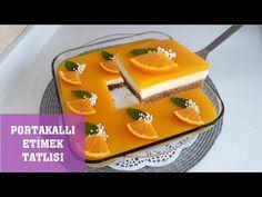 Sweet Recipes, Cake Recipes, Cupcake Clipart, Turkish Recipes, Ethnic Recipes, Orange Dessert, Middle Eastern Desserts, Panna Cotta, Kitchen Decor