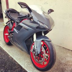Ducati- I can see me on this nice Ducati!!! with a little #DNARealty Logo on the side!