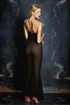 Capricorn Skirt - Star Velvet