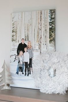 Gorgeous Holiday Photo Gifts :: Shutterfly Projects