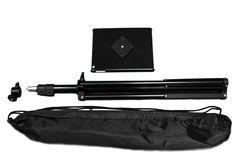 Bundle Kit - G8 Pro iPad Air 2 Tripod Mount and Tripod Stand with swivel Ball Head + Carry/Storage Bag
