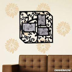 Falevél képkeret matrica (504) Home Decor, Decoration Home, Room Decor, Interior Decorating