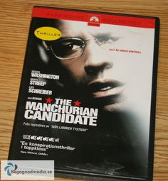 #The#Manchurian#Candidate#Dvd