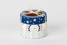 Decorative Adhesive Fabric Masking  Tape Camping 3 by giftaholic, $11.50