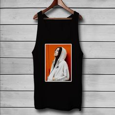 Anna Lunoe DJ Custom Tank Top T-Shirt Men and Woman