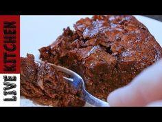 Η καλύτερη Σοκολατόπιτα μόνο στο Live Kitchen - The best chocolate pie - YouTube