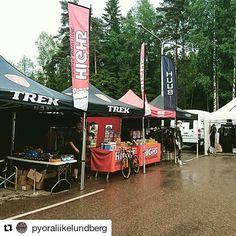 """44 Me gusta, 1 comentarios - HIGH5 SUOMI (@high5suomi) en Instagram: """"#Repost @pyoraliikelundberg (@get_repost) ・・・ Tapahtumatorimme palvelee Vantaan Triathlonissa…"""""""