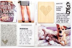 PL14 - March Six by tracyxo | the single girl's scrapbook #projectlife
