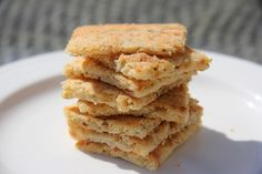 Cheese cracker