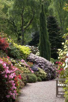 Lea Gardens, Matlock, Derbyshire