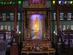 Thailand Avalokitesvara Temple