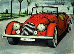 Buffet_L'automobile Morgan