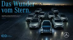 In Paris hatte Mercedes-Benz Ende September seine neue Subbrand EQ für Elektromobilität vorgestellt. Jetzt lässt der Stuttgarter Premiumhersteller eine Kampagne anrollen.
