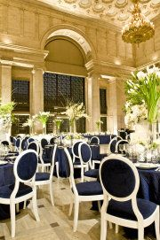 beautiful wedding, navy
