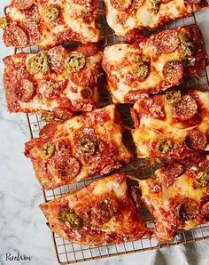 Here are 65 recipes for appetizers that are festive, filling, low-stress, and guaranteed to soak up all that Champagne. #NewYearsEve #recipes #appetizers Pizza Recipes, Dinner Recipes, Dinner Ideas, Holiday Recipes, Sicilian Style Pizza, Sicilian Food, Cherry Tomato Sauce, Whats Gaby Cooking, Halloween Dinner