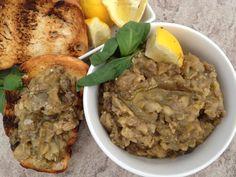 Melitzanosalata / Eggplant Dip