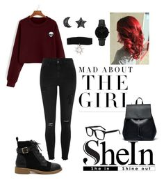 """Maggie"" by tmorris-tm on Polyvore featuring Kershaw, River Island, Sole Society and CLUSE"