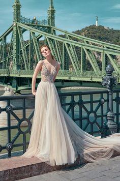 """Gala 606"" - Galia Lahav Hochzeitskleid der ""Gala I"" Kollektion"