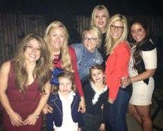My guhs Kayla, Stacie, Bonnie, Brandi, Cristina, Maddie and Benett