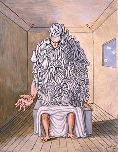"""Art History News: Giorgio de Chirico """"The Enigma of the World"""""""