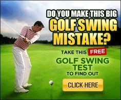 Your Golf Swing Test