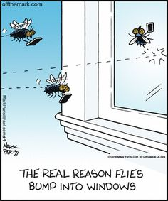 Never fly and text like in this #OffTheMark #comic. Learn more technology tips at http://www.ed2go.com/cbc123
