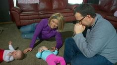 Breast cancer survivor lives to hear daughters first word