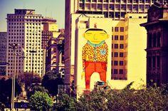 Os Gêmeos: urban art