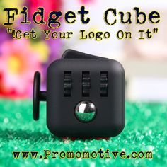 Nothing is hotter for b2b, promotional and ad specialty marketing than Fidget Cubes. Now you can get your logo, brand identity or corporate them on a Fidget Cube.
