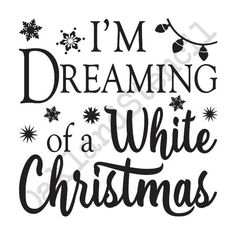 195 best christmas images christmas ornaments diy christmas Painted Wood Signs christmas winter stencil i m dreaming of a white christmas 12x12 for signs
