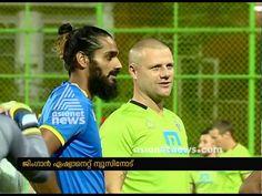 Interview with Sandesh Jhingan (Kerala Blasters captain )