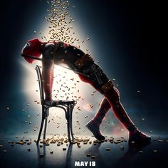 "Ryan Reynolds (@vancityreynolds) on Instagram: ""Take your passion. And make it happen. #Deadpool"""