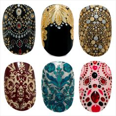 Revlon Teams Up with Marchesa, these are gorgeous!