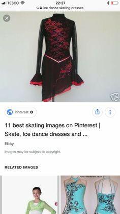 Ice Dance Dresses, Skating Dresses, Figure Skating Costumes, Crystal Design, Vaulting, Skate, Formal Dresses, Fashion, Dresses For Formal