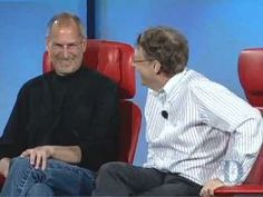 Bill Gates and Steve Jobs are interviewed live together at the D5: All Things Digital conference. In this historic conversation, Jobs and Gates are asked t.