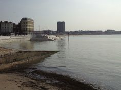 Margate, with new sea defences