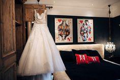 Fantasy Literature Inspired Fairytale Wedding
