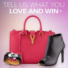 Tell POPSUGAR #whatyoulove and Enter For a Chance to Win Luxury Prizes!
