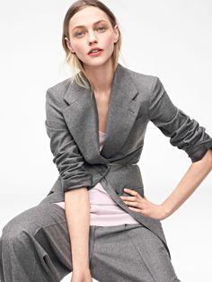 #Model Sasha Pivovarova by Karim Sadli for #Vogue US, March 2014.