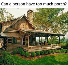My dream home.