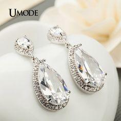 Umode-elegante-forma-a-goccia-aaa-zircone-cristallo-orecchini-di-diamanti-da-sposa-per-le-donne.jpg (532×532)
