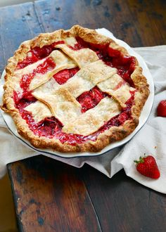 Strawberry Pie Recipe: An instant Summer Classic