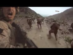 US Marines surprised by strange UFO - Soldier does LEBRONING - YouTube