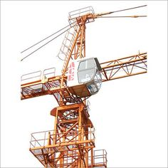 TC 6552 Tower Cranes - Manufacturer,Supplier and Exporter Crane, Tower, Construction, Action, Building, Group Action, Lathe